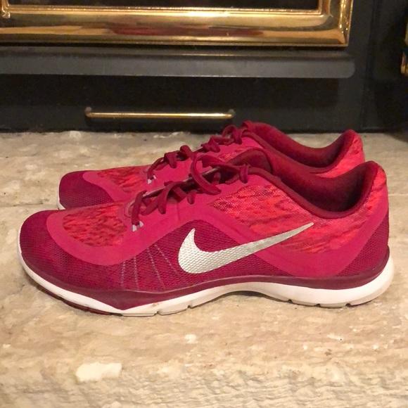 Nike Shoes | Nike Flex Tr6 Raspberry
